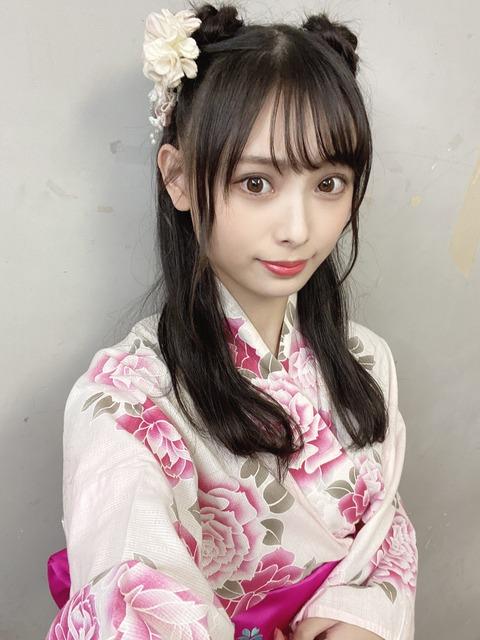 【動画】NMB48梅山恋和さん、調子に乗ってしまうwww