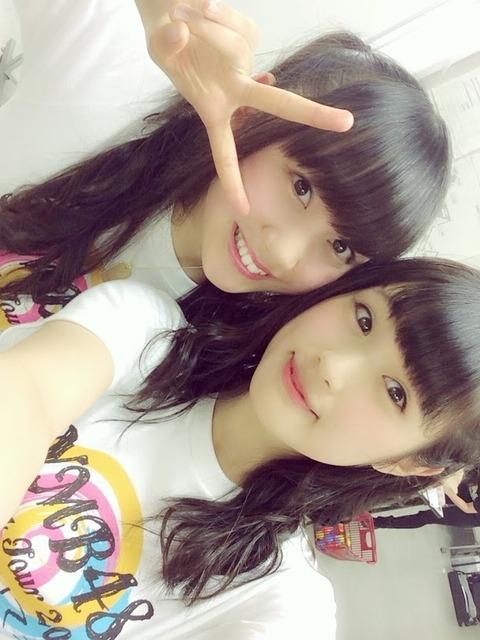 【NMB48】この2人がセンターに並んで立つ日を待ってる【薮下柊・渋谷凪咲】