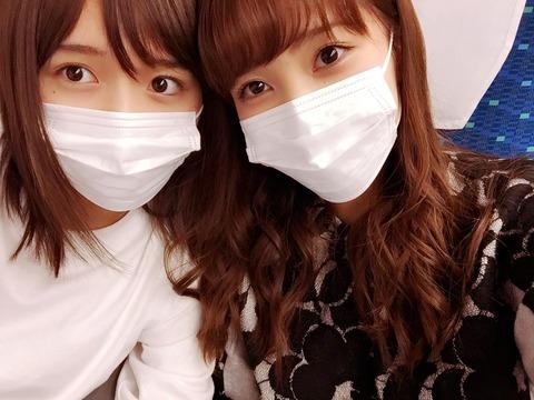 【AKB48】りょなっち(涼花れなっち)に嫉妬するなーにゃが可愛いwww【大島涼花・大和田南那】