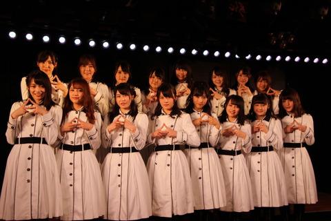 【AKB48】新チーム曲、ひっそりと岡部チームAだけ圏外【リクアワ】