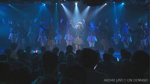 【AKB48】福岡聖菜ちゃんが「シュートサイン」外山公演verでセンターに!!!