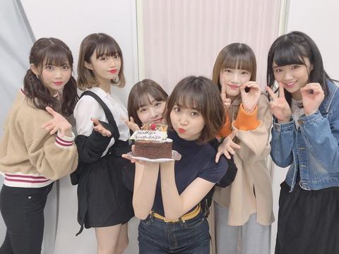 【NGT48】山田野絵の誕生日、現場にいたメンバーにスルーされ5人しか集まらないwwwwww