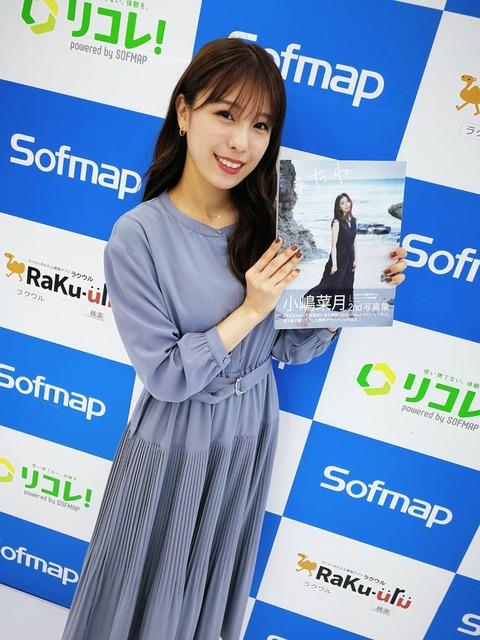 芸能界を引退する元AKB48小嶋菜月、今後は「福祉系のお仕事に」