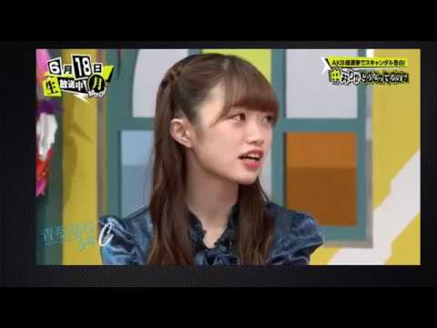 【NGT48】昨日の青春高校3年C組で中井りかは芸能人として終わったなwww