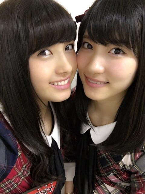 【AKB48】なーにゃが黒髪から茶髪に【大和田南那】