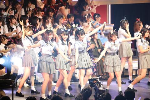 【AKB48G】今年のリクアワの結果を見る限り柱王って運営内部の人間による票数操作では?