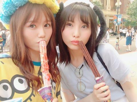 【悲報】せいちゃんが大人になってしまった・・・【AKB48・福岡聖菜】