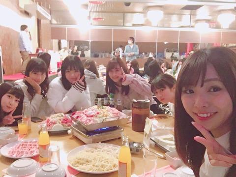 【NMB48】毎年恒例の新年会キタキタ━━━(゚∀゚)━━━!!