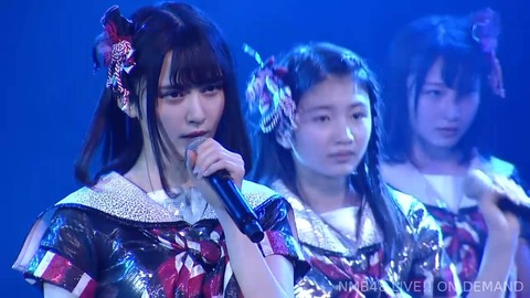 【画像】NMB48にガチDQNがいるんだがwww