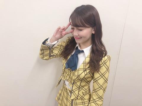 【AKB48】小嶋真子「総選挙上位になってから露骨に見下してくるようになったメンバーがいる」
