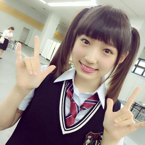 【元NMB48】5年ぐらい前の太田夢莉が可愛すぎる