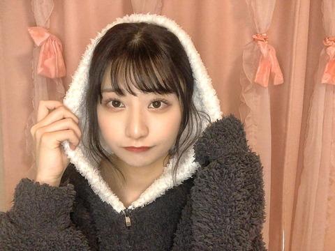 【朗報】AKB48鈴木優香ちゃん、今度は黒い下着が丸見えwwwwww【童貞スレ】