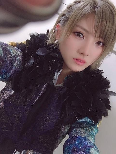 【AKB48】岡田奈々がビジュアル担当扱いされ始めてるんだが