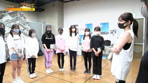 【NMB48】7期生に吉田朱里先生と石田優美先生が怒る!