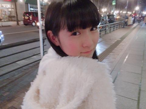 【HKT48】今村麻莉愛「#彼女とデートなう に使っていいよ」