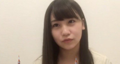 【AKB48】小嶋真子「さや姉やゆきりんさんが総選挙を辞退したから今年はチャンス、選抜に入りたい」【SHOWROOM】