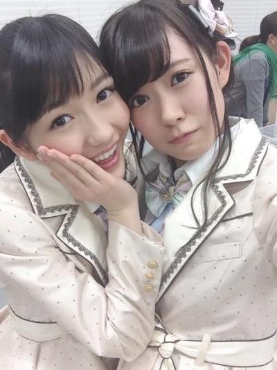 【AKB48】渡辺麻友と渡辺美優紀でW渡辺ユニット組んだら最強じゃね?【NMB48】