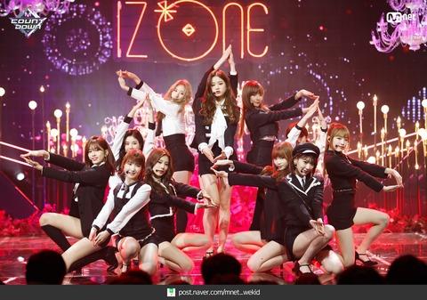 【悲報】韓国で「AKBメンバーが所属するIZ*ONEのテレビ出演阻止」の動き