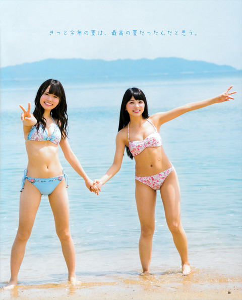 【HKT48】岡田栞奈の下半身の逞しさが半端ないwwwww
