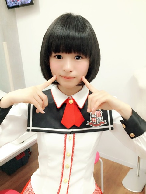 【朗報】NGT48のおかっぱちゃんこと高倉萌香ちゃんがグングン可愛くなってる!!!