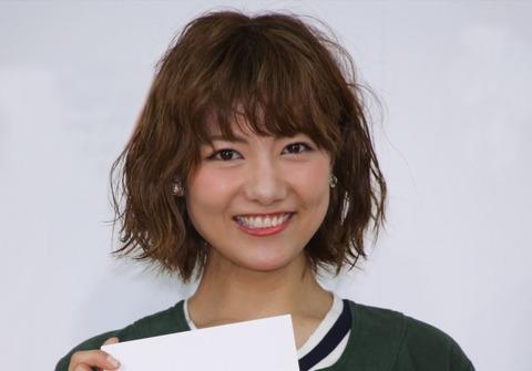 【悲報】元AKB48宮澤佐江、7月で芸能活動休止。フレイヴエンターテインメントとの契約も終了