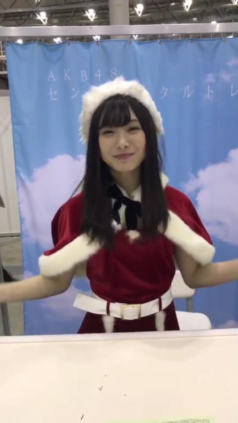 【NMB48】梅山恋和ちゃん「サンタのプレゼントよりココナでしょ?」