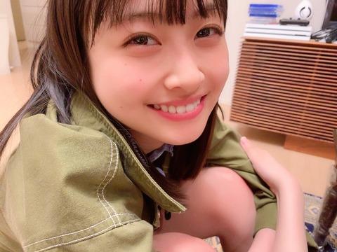 【HKT48】松岡はなちゃんを見てるとアイドルは笑顔が一番大切だという事に気付かされるね