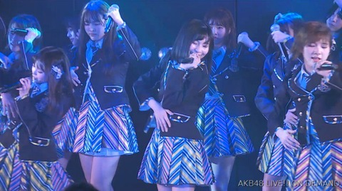 【AKB48】「ミネルヴァよ、風を起こせ」公演が神公演だった件