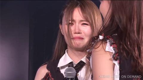 【悲報】こみはるがなんだか情緒不安定な件【AKB48・込山榛香】