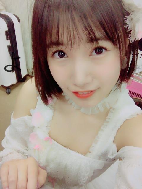 【HKT48】朝長美桜ちゃんって誰と仲がいいの?