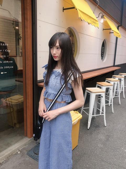 【朗報】難波の天使こと梅山恋和の水着動画がキタ━━━(゚∀゚)━━━!!【NMB48】