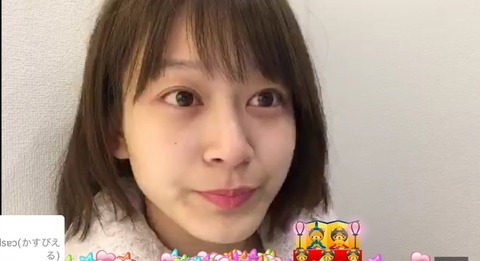 【AKB48】太田奈緒が900日近く毎日SHOWROOM配信してるけどやる意味ある?