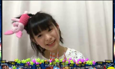 【NGT48】おかっぱ様の髪飾りが斬新過ぎるwwwwww【高倉萌香】