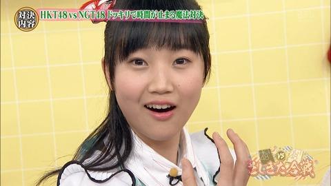【NGT48】山田野絵「公式ニックネームを山田にしようと思っている」←これ