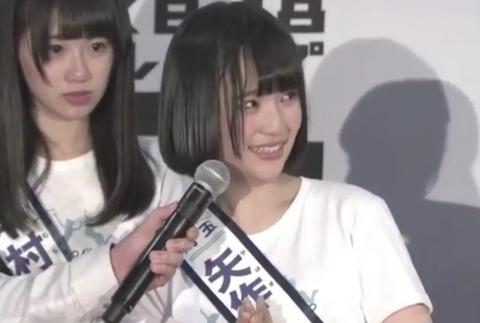 【AKB48Gドラフト会議】チームKが矢作萌夏の交渉権獲得した事についてどう感じた?