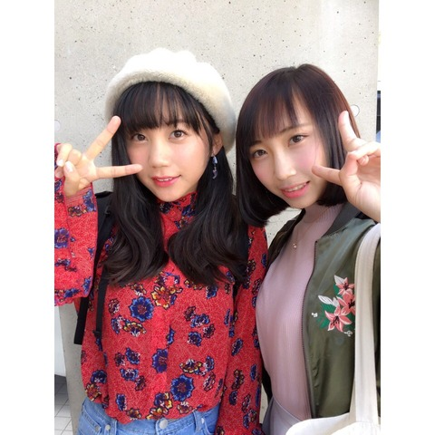 【STU48】薮下楓「好きなアイドルは薮下柊さん!」