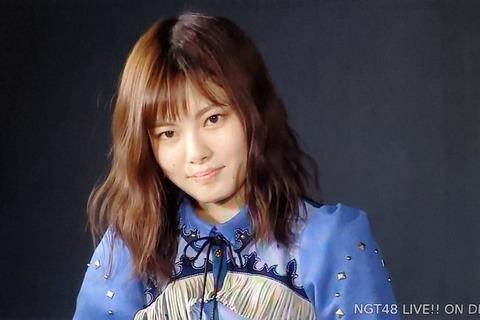 【NGT48】新キャプテン角ゆりあさん、決意表明