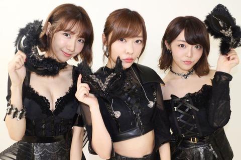 【AKB48G】後輩がどんどん卒業して芸能界の第一線で活躍してるのに、いつまでも居座って10代の後輩相手にマウント取っていい気になってる