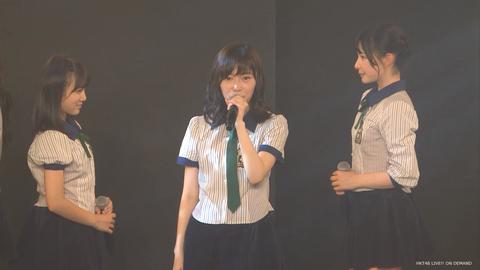 【HKT48】まおぱにの横顔が美し過ぎて・・・【山本茉央】