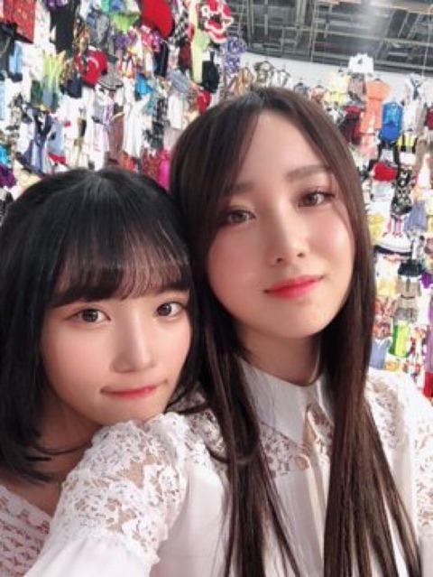 【AKB48】ミライモンスター、高橋朱里の後任は矢作萌夏か???