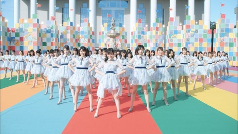 【NMB48】新曲「僕だって泣いちゃうよ」MV再生回数の勢いが凄い!!!