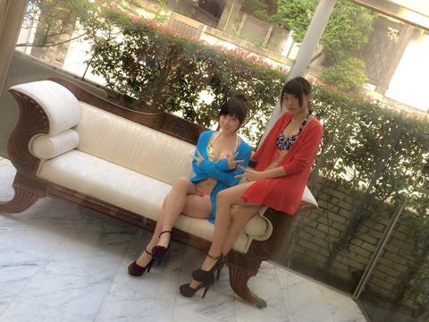 【朗報】高橋朱里ちゃんのムチムチボディがエロすぎてたまらん!!!【画像あり】