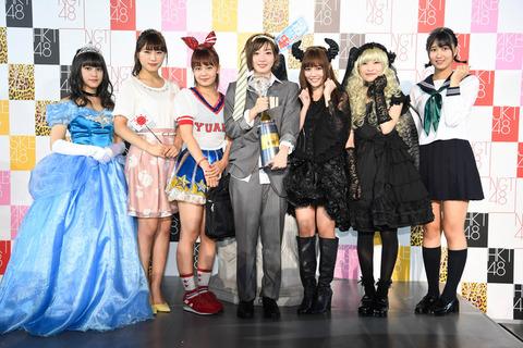 【悲報】じゃんけん大会で優勝したみんくそ、ボッチで祝杯を上げる【AKB48・田名部生来】