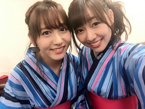 【SKE48】今入口になってるメンバーって地上波のバラエティでよく見る須田亜香里と大場美奈だよな?