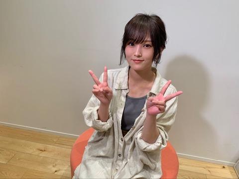 【朗報】山本彩さん、先月に引き続き「CDTVライブ!ライブ!」出演決定!!!