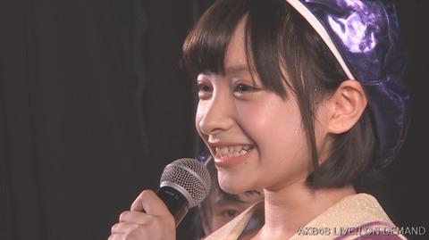 【AKB48】チームB研究生梅本和泉活動辞退のお知らせ