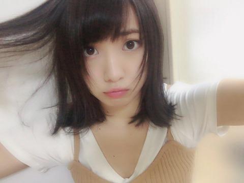 【朗報】ゆりあちゃん、黒髪でも超絶可愛い【AKB48・木﨑ゆりあ】