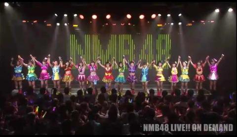 NMB48のライブ詰め込んだDVDBOX発売決定!!!!!!