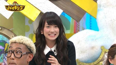 【悲報】AKB48川栄李奈はカレーが嫌いだった