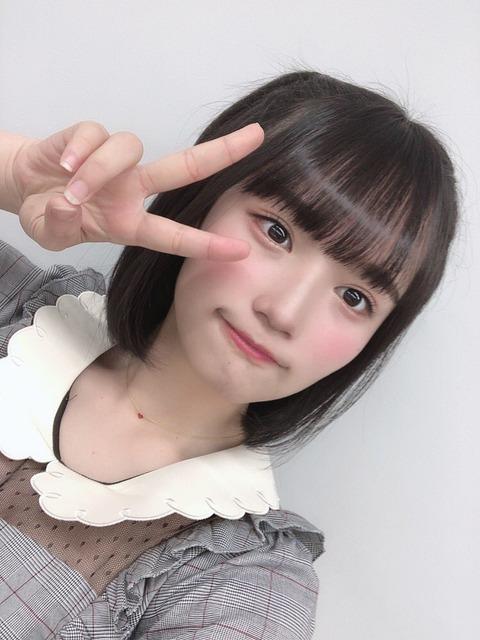 【AKB48】お前ら的に矢作萌夏はなーにゃを超えたの?